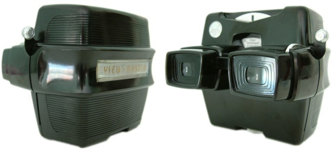Black Sawyers View-Master Model D  (flagship product)