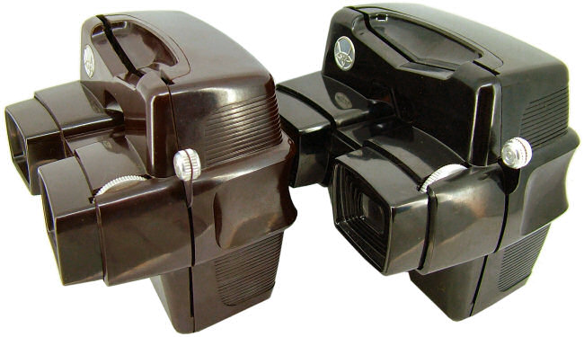 Black & Brown Sawyers View-Master Model Ds
